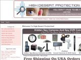 Highdesertprotection.com Coupon Codes
