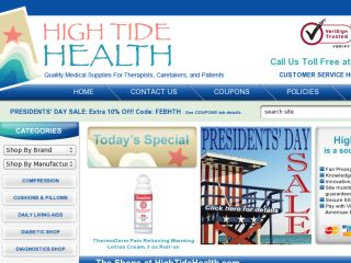 Shop at hightidehealth.com