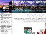 Browse High Voltage Defense