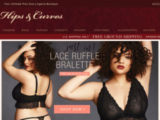 Shop at hipsandcurves.com