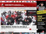 Browse Hockey Canada