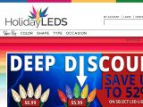 Holidayleds.com Coupon Codes