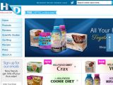 Hollywooddietstore.com Coupon Codes