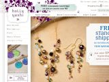 Browse Holly Yashi Jewelry