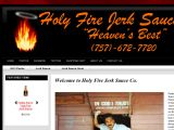 Browse Holy Fire Jerk Sauce Co