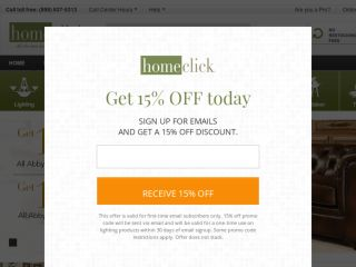 Shop at homeclick.com