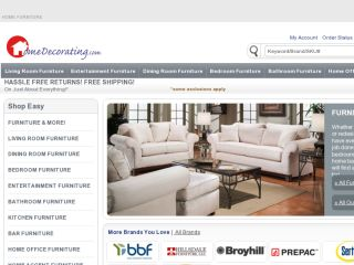 Shop at homedecorating.com