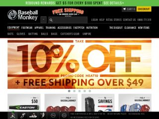Shop at homerunmonkey.com