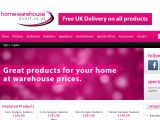 Browse Home Warehouse Direct