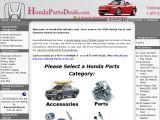 Browse Honda Parts Deals