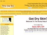 Browse Honey Soap Shop - Product Catalog