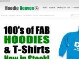 Hoodie Heaven Coupon Codes