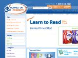 Browse Hooked On Phonics