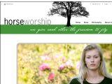 Browse Horseworship Apparel