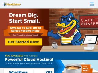 Shop at hostgator.com