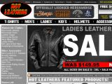 Browse Hot Leathers