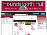 Browse Houndstooth Hut