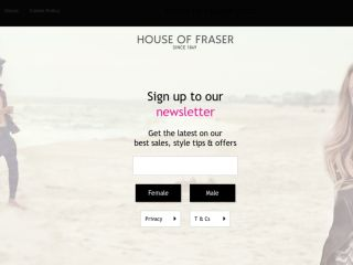 Shop at houseoffraser.co.uk