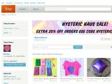 Hysterichaus.etsy.com Coupons