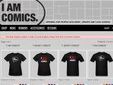 Iamcomics.spreadshirt.com Coupons