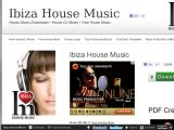 Browse Ibiza House Music