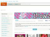 Ibowz.etsy.com Coupons