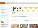 Ifonlypretty.etsy.com Coupons