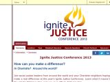 Ignitejusticeconference.com Coupons