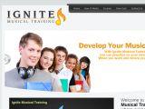 Ignitemusicaltraining.com Coupons