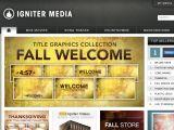 Browse Igniter Media