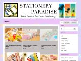 Iheartstationeryparadise.com Coupons