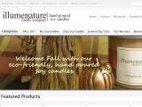 Illumenature Candle Company Coupon Codes