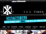 Ill times Ill Clothing Coupon Codes