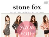 Ilovestonefox.com Coupon Codes
