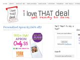 Ilovethatdeal.com Coupon Codes