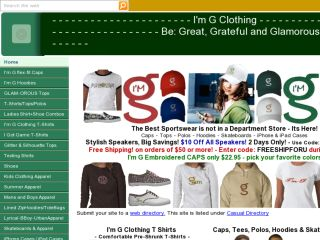 Shop at imgclothing.com