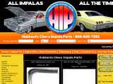 Browse Hubbard's Chevy Impala Parts