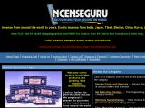 Browse Incenseguru