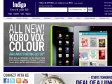 Chapters Indigo Books & Music Inc Coupon Codes