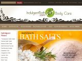 Browse Indulgent Bath & Body Care