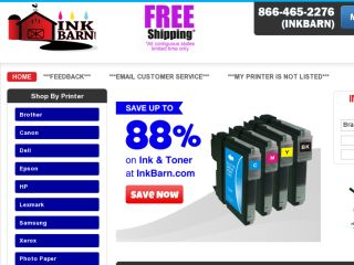 Shop at inkbarn.com