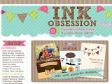 Browse Ink Obsession Designs