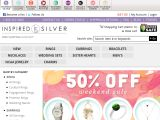Inspiredsilver.com Coupon Codes