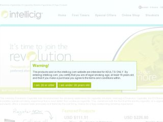 Shop at intellicig.com