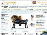 Browse Inversion Table Superstore