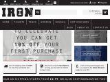 Ironelite.co.uk Coupon Codes