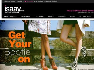 Shop at isaay.com