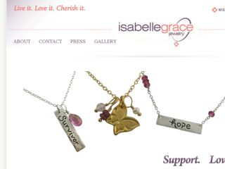 Shop at isabellegracejewelry.com