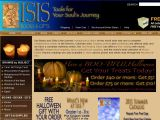 Browse Isis Books & Gifts