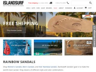 Shop at islandsurf.com